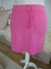 Ladies Pink Short Skirt Size 14