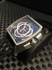 Invicta Men's F0042 S1 Chronograph Black Dial  Watch