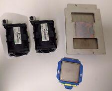 HP 654782-B21 E5-2620 2.0GHz Xeon 6-Core 15MB 95W Proc Kit CPU, Heatsink & Fans