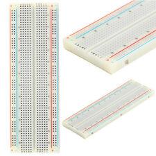 New Solderless MB-102 MB102 Breadboard 830 Tie Point PCB BreadBoard Arduino US