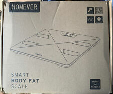 Body Fat Scale, Homever Smart Wireless Digital Bluetooth BMI Weight Scale, Body