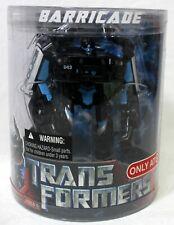 Hasbro Transformers Allspark Power Target Barricade New Sealed