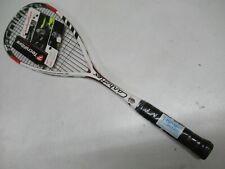 *New Old Stock* Tecnifibre Carboflex 130 Basaltex Pre-Strung Squash Racquet
