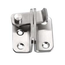 Stainless Steel Latch Safety Door Lock for Cabinet Closet Sliding Door Window