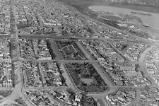 ALBERT PARK Vic Aerial View Vincent Place c1930 modern Digital Photo Postcard