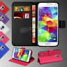 Case Cover For Samsung Galaxy S5 Mgnetic Flip Leather Wallet Card Holder