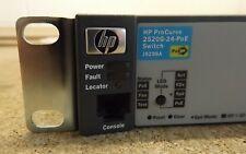 HP ProCurve 2520G-24-PoE 24-Port Gigabit PoE Switch HP J9299A (HP 2520G-24-PoE)