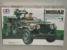 Tamiya 1/35 M151A2 w/Tow Missile Launcher  -  Factory Sealed