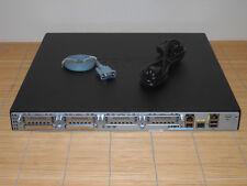 CISCO 2901-V/K9 2901 ISR2 Gigabit Router Voice VoIP Bundle