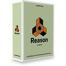 New Propellerhead Reason 8 Teacher Student EDU Music Production Software Mac PC
