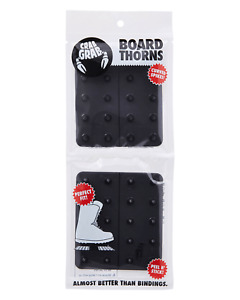 Crab Grab Board Thorns Snowboard Stomp Pad Black
