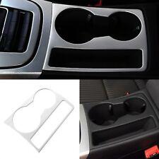 Audi A5 S5 A4 S4 Mittelkonsole Rahmen Abdeckung Edelstahl Blende Getränkehalter