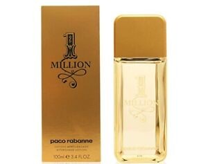 Paco Rabanne 1 Million - 100ml Aftershave Lotion, New and Sealed
