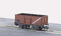 Peco NR-44FB N Gauge BR Bauxite Steel Mineral Wagon B171510