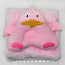 Baby Sleeping Blanket + Pillow (Duck-Pink)