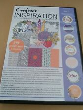 00335 Crafters Inspiration CD ROM  Issue 23