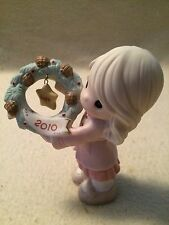 "Precious Moments Figurine My Hope Is In You 2010 5"" #101001"