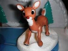 Island of Misfit Toys Rudolf Christmas Reindeer Display Stand HARD TO FIND RARE