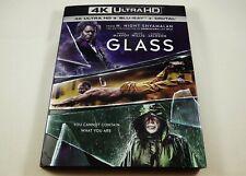 Glass | 4K Ultra Hd & Blu-ray 2-Disc Set No Digital Hd Ultraviolet Copy