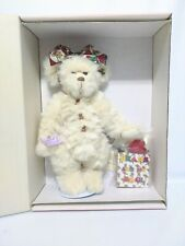 Annette Funicello Collectible Bear Co. Bears Are My Bag w Certificate New In Box