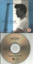 CHRIS ISAAK Somebody's Crying / Changed CARDED SLEEVE LIMITED USA CD single 1995