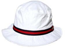 Classico Rain Hat - Bucket Hat by Dorfman Pacific (White Small)