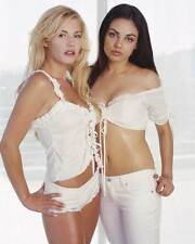 Mila Kunis and Elisha Cuthbert 8x10 Photo 019