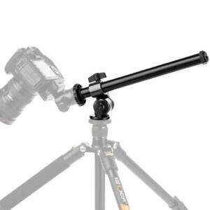 K&F Concept Auslegearm Kameraauslegearm 32cm mit Spigot 1/4 Zoll u. 3/8 Zoll DE