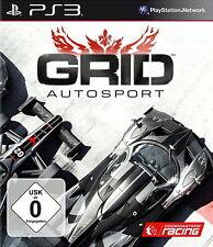 Sony PlayStation 3 ps3 juego Grid autosport