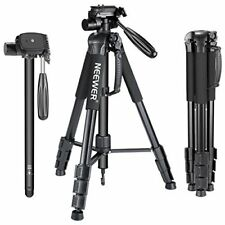 Neewer Portable 70 inches/177 centimeters Aluminium Alloy Camera Tripod ...