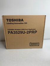 Toshiba Wireless Uwb Port Replicator Pa3529U-2Prp. Brand new in box Free Ship