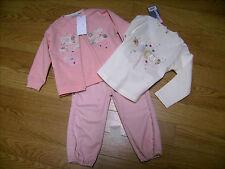Completo DODIPETTO neonata 24 mesi 2 anni  3 pezzi cotone Euro 59,70!!