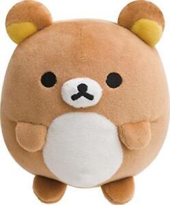 Rilakkuma Face Mangumachi Plush Stuffed Anima S Rila japan
