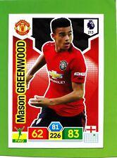 Mason Greenwood Rookie Card - Panini Adrenalyn XL 2019-20 Manchester United