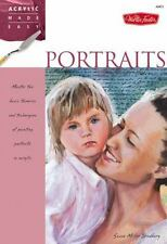 Acrylic Made Easy: Portraits : Master the Basic Theories and Techniques of...