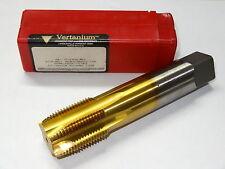 Vermont 1-11-1/2 Npsc 6Flt 1.238 Pd Merchant TiN Extra Length Pipe Tap Vertanium