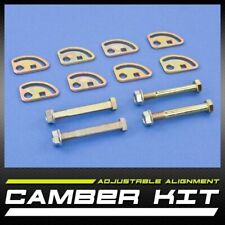 New Pair Left & Right ¦ Front Camber & Caster Kit ±1.50 ¦ Free Shipping