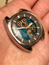 Bulova Accutron 214 Spaceview Cushion Bintage Watch Design