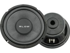 Universal Lautsprecher Tieftöner 200W Auto KFZ Woofer 8Ohm Butylkautschuk NEU