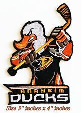 NEW Anaheim Ducks Hockey NHL Sport Patch Logo Embroidery Iron,Sewing on Fabric