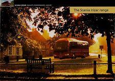 Manufacturers Promotional Brochure ~ Scania Irizar Range: i4: Century: PB: 2007
