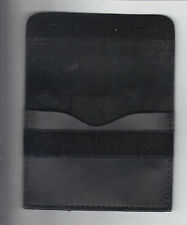 Leather Surgical Glove Holder - used by most U.S. Police/Fire/EMS Departments