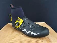 Northwave Flash GTX 42 uk 8.5 43 uk 9.5 44 uk10 winter cycling shoes black