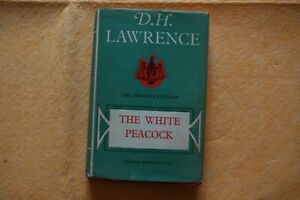The White Peacock DH Lawrence Heinemann 1960