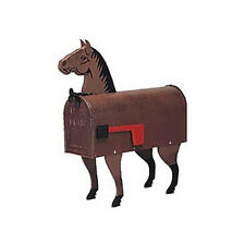 Horse Mailbox Post Mount - Handmade by More Than A Mailbox