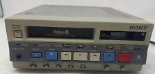 Sony ECO-520P Professional Video 8 Cassette Recorder GG