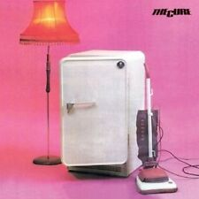 THE CURE - THREE IMAGINARY BOYS (DELUXE EDITION) 2 CD  33 TRACKS ROCK/POP  NEW+