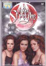 Le Streghe Stagione 8 Disco 4 DVD Slimcase Sigillato