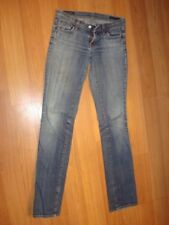 citizens of humanity #142 low waist straight leg jeans size 26