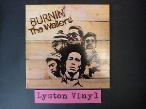 "The Wailers - Burnin' 12"" Vinyl LP"